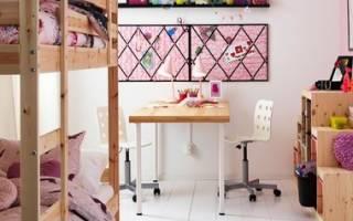 10 распространенных ошибок в оформлении детской комнаты