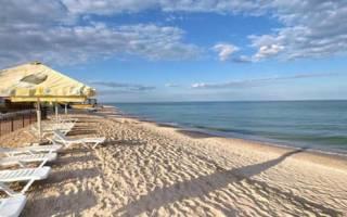 Отдых на Азовском море 2020: цены на лучшие курорты и гостиницы