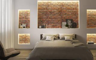 Как зонировать маленькую квартирус помощью освещения: 8 способов