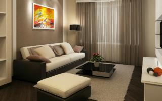 3 основных правила оформления лофта на примере 44-метровой квартиры в Москве
