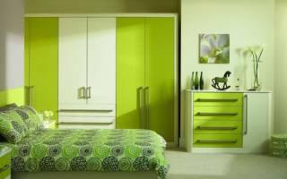 55 оригинальных способов оформить спальню в зеленых тонах