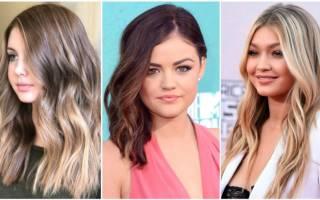 Стрижки на круглое лицо для девушек: тенденции 2020
