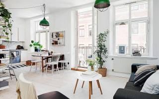 5 советов по созданию скандинавского интерьера с примесью шебби шика и прованса
