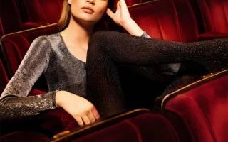 Женские колготки: тенденции и новинки 2020 года