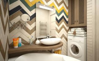 5 способов обновить ванную комнатуза выходные