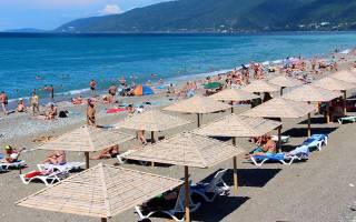 Абхазия в 2020 году: Цены, отзывы