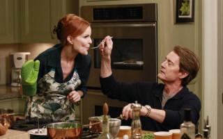 Делаем кухню как в сериале «Отчаянные домохозяйки»