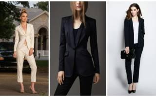 Модные офисные костюмы: 70 актуальных новинок делового дресс-кода