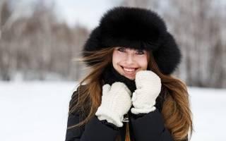 Модные меховые шапки: ТОП сезона