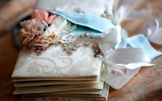 Оригинальная свадебная книга пожеланий своими руками: интересные идеи и особенности