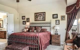 Современная кованая кровать – верх блаженства для гурманов