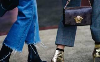 Стильные женские ботинки 2020. Модели и декор