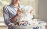 Как правильно стирать белые вещи в стиральной машине, вручную: народные методы, бытовая химия