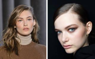 Модный макияж 2020: ТОП-7 актуальных трендов, 70 лучших фото-образов