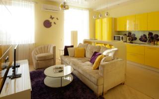 Интерьер недели: маленькая квартира рядом с проспектом Вернадского