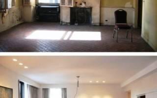 7 «убитых» квартир до и после ремонта