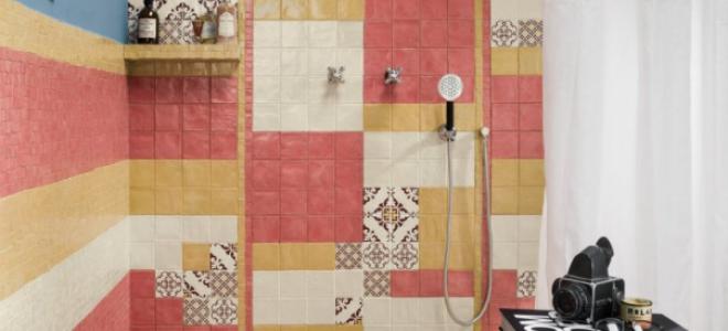 4 отличных примера и 15 идей нестандартного использования плитки