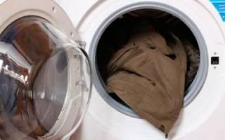 Как стирать холлофайбер в стиральной машине