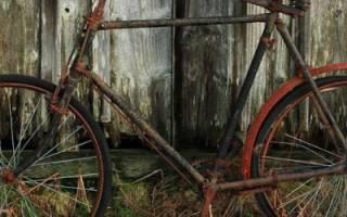 Люстра из велосипеда