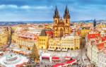 Новогодняя Прага 2020: туры, цены, отели, развлечения