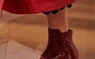 Модная обувь: Весна-лето