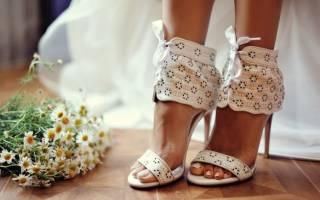 Свадебный педикюр: фото-идеи для идеального торжества