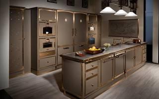 Ручки для кухонной мебели: фото и советы по выбору