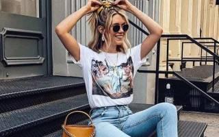 Модные женские майки и футболки 2020: новинки и тенденции сезона