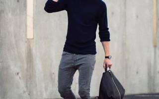 Стильные мужские джинсы 2020: 70 модных деним-образов сезона