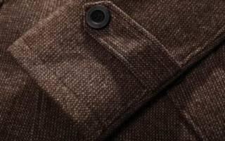 Как правильно постирать пальто из шерсти