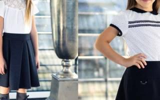 Модные школьные юбки: 70 стильных фасонов и сочетаний на каждый день