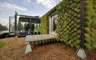 7 новых идей для экологичного дома