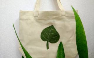 Как сшить эко-сумку