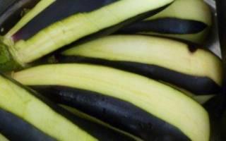 Нужно ли и зачем чистить баклажаны от кожуры перед готовкой