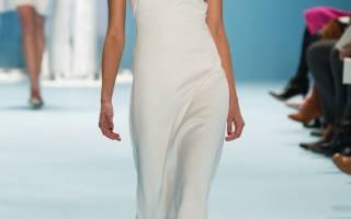Модные белые платья: 70 повседневных и торжественных образов