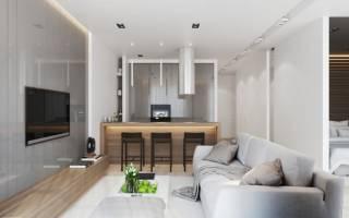 8 интерьеров городских квартир, которые вам понравятся