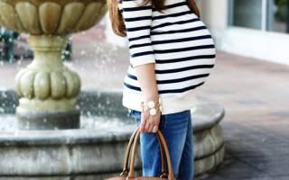 Одежда для беременных: модные тренды для будущих мам