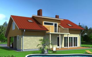Модульный дом от эстонских архитекторов