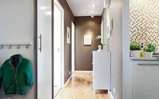 3 варианта планировки трешки в блочном доме
