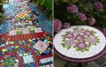 Украшаем дом: учимся делать модную мексиканскую плитку своими руками