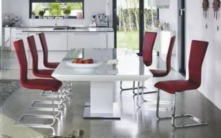 Столы для кухни с фото
