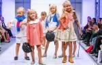 Стильные наряды для детей в новом сезоне