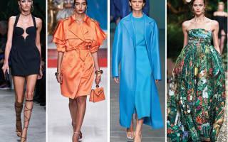 Итальянские тренды: Модный Милан 2020 года
