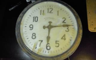 Новая жизнь старых часов