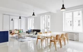 Интерьер в скандинавском стиле: 10 ошибок, которые нельзя совершать