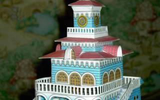 Оригинальные домики своими руками: пошаговые мастер-классы