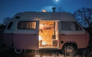 Уютный дом на колесах