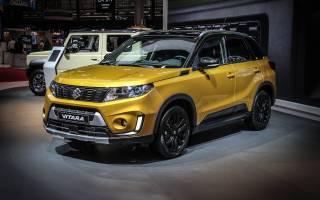 Обзор Suzuki Vitara образца 2020 года