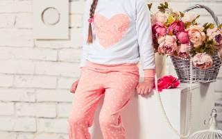 Модные пижамы для девочек: 70+ уютных комплектов для крепкого сна
