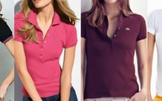 Модные рубашки и футболки Поло